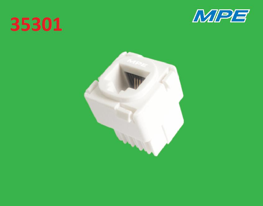 4-wire telephone jack A30RJ64 MPE