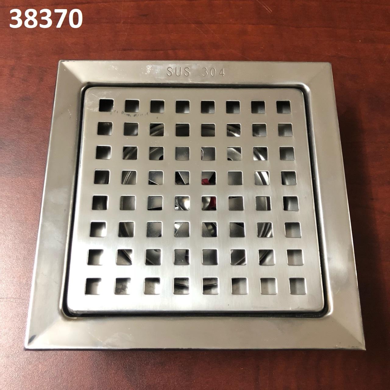 Phễu thoát sàn sus 304 phi 60 TGCN-38370 KienThanhPhat