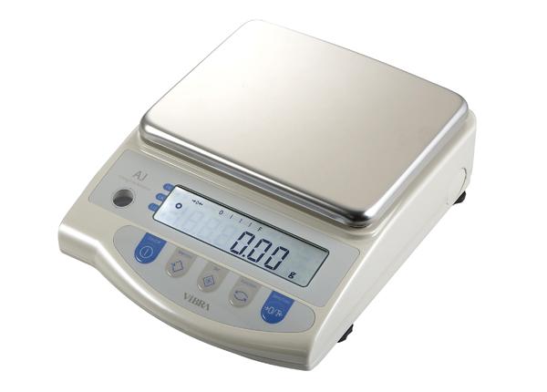 Precision scale 6200g/0.01g AJ-6200E Vibra