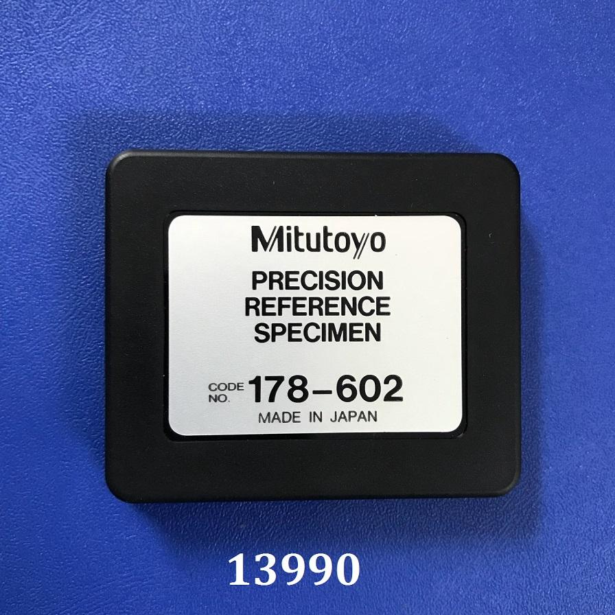 Surface Roughness Specimen 178-602 MITUTOYO