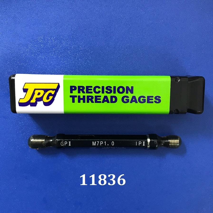 Thread Plug Gauge JIS class M7P1.0 GPIP II JPG