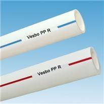 Hot PPR tube 20x3.4mm TGCN-39348 VESBO