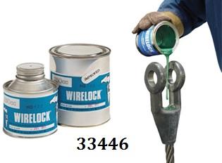 Socketing Resin TGCN-33446 WIRELOCK