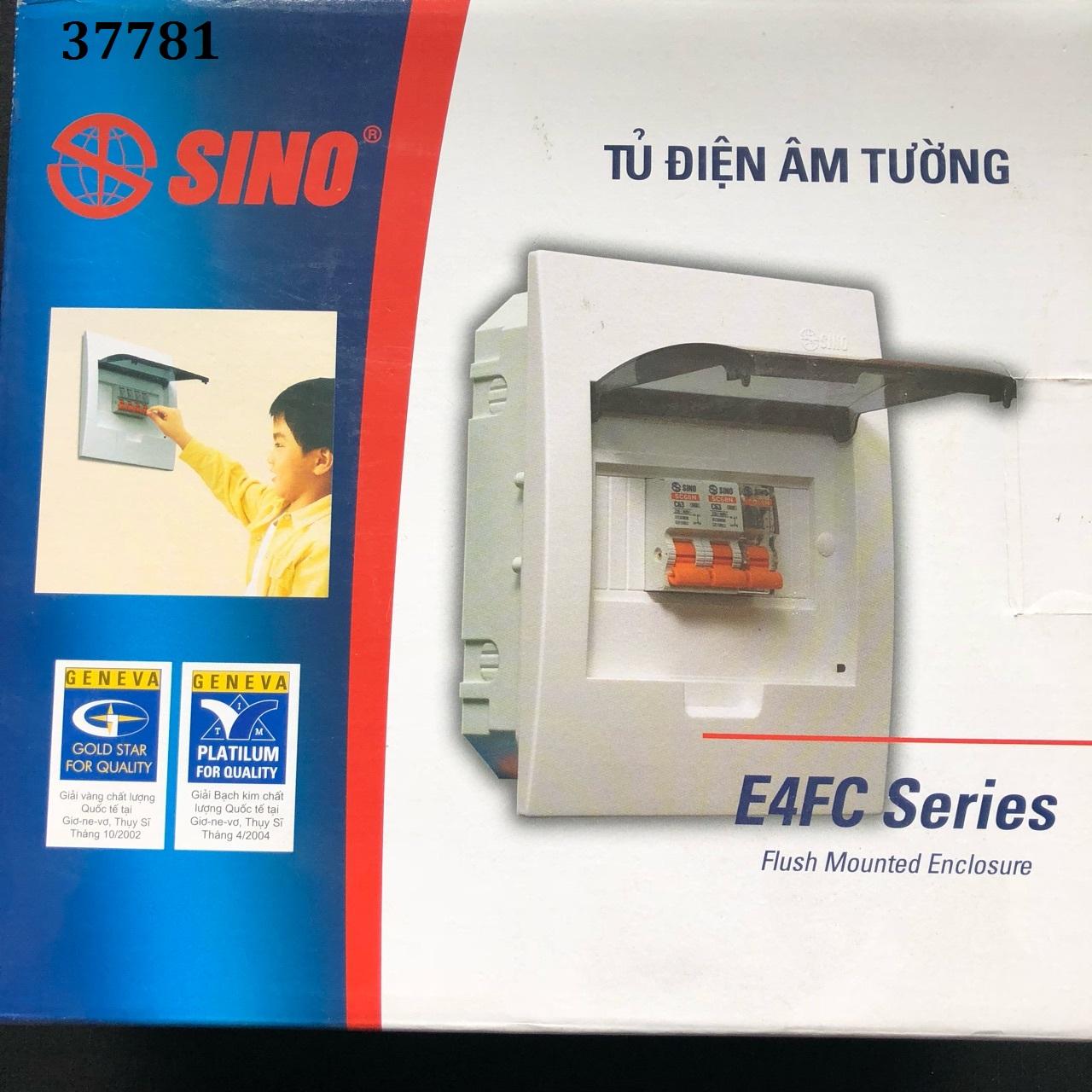 Wall cabinet electric plastic E4FC3/6SA SINO
