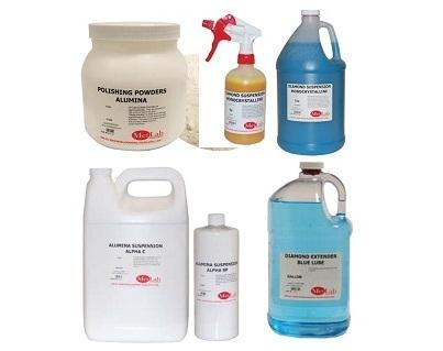 Aluminum Oxide Polisher M303-32 MetLab