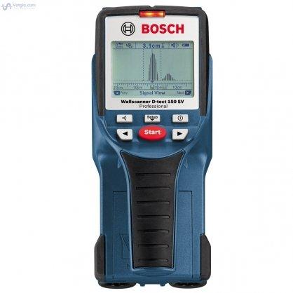 D-tect 150 SV wallscanner Professional , Detector  D-Tect 150 BOSCH
