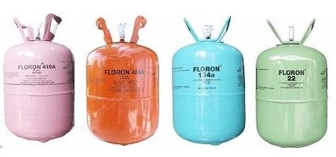 gas 410A FLORON
