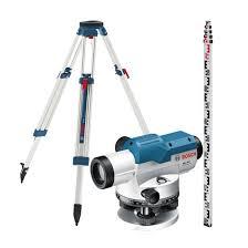Optical Leveling Kit Bosch GOL 32D + BT160 + GR500 BOSCH