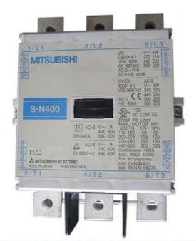 Contactor S-N400 Mitsubishi