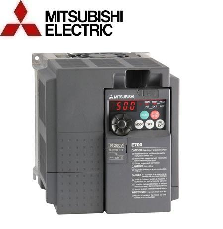 inverter FR-E720-0.75K Mitsubishi