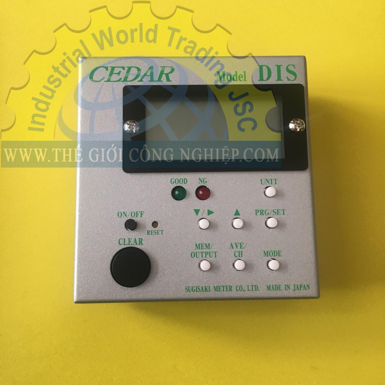 Torque Tester 0.20 - 20 N.m DIS-IPS20C Cedar