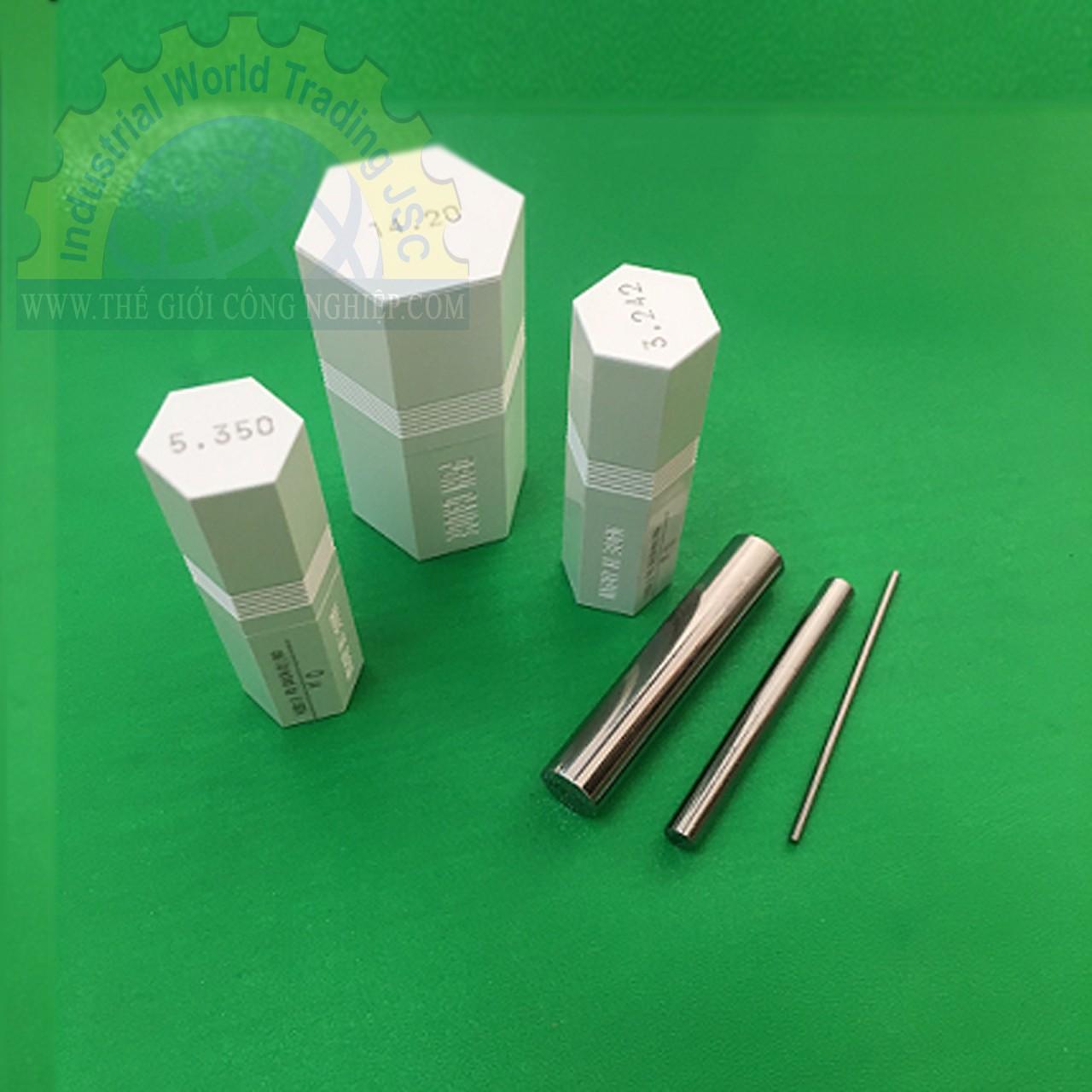 Pin gauge (carbide) 5.998 Eisen