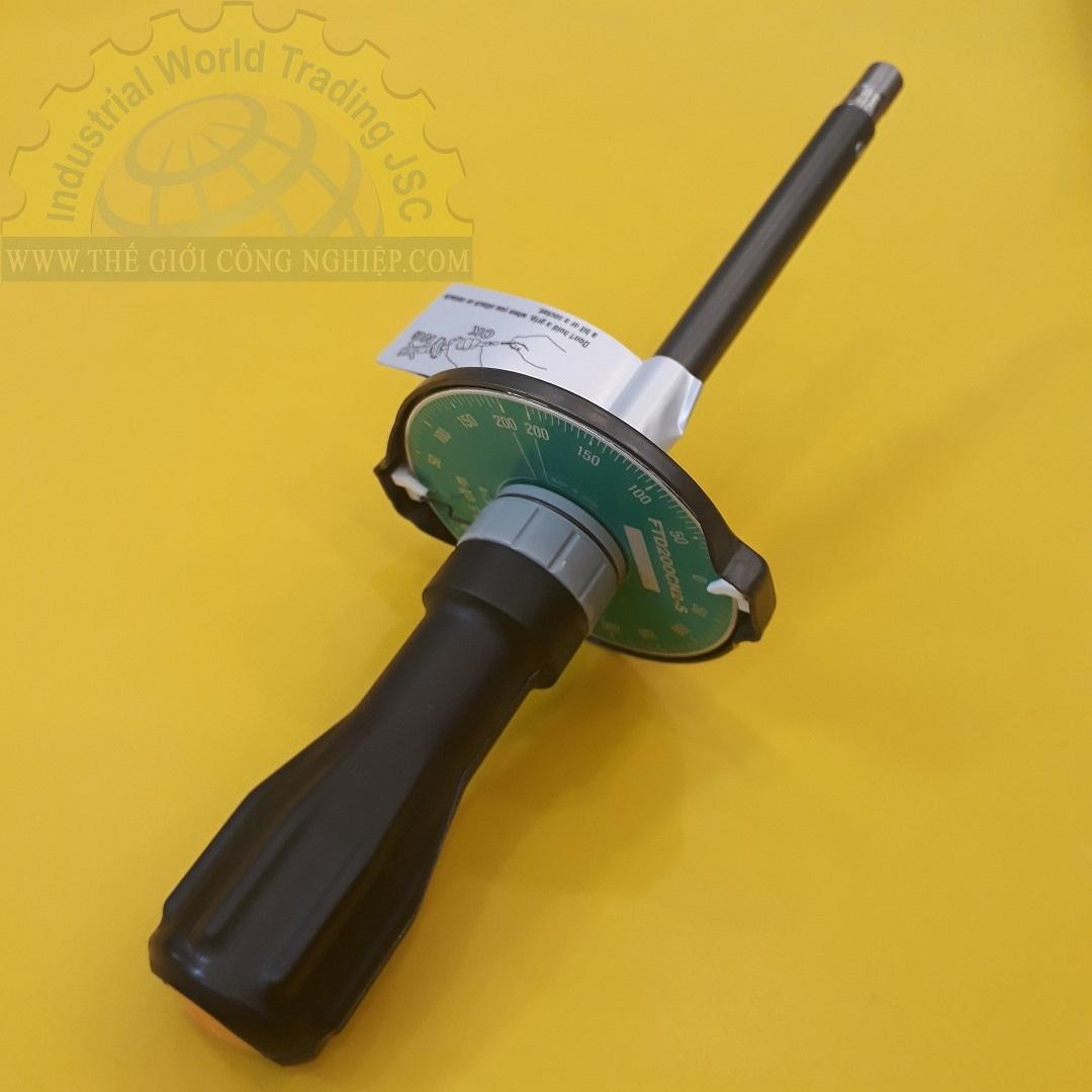 Dial Torque Wrench FTD200CN2-S Tohnichi