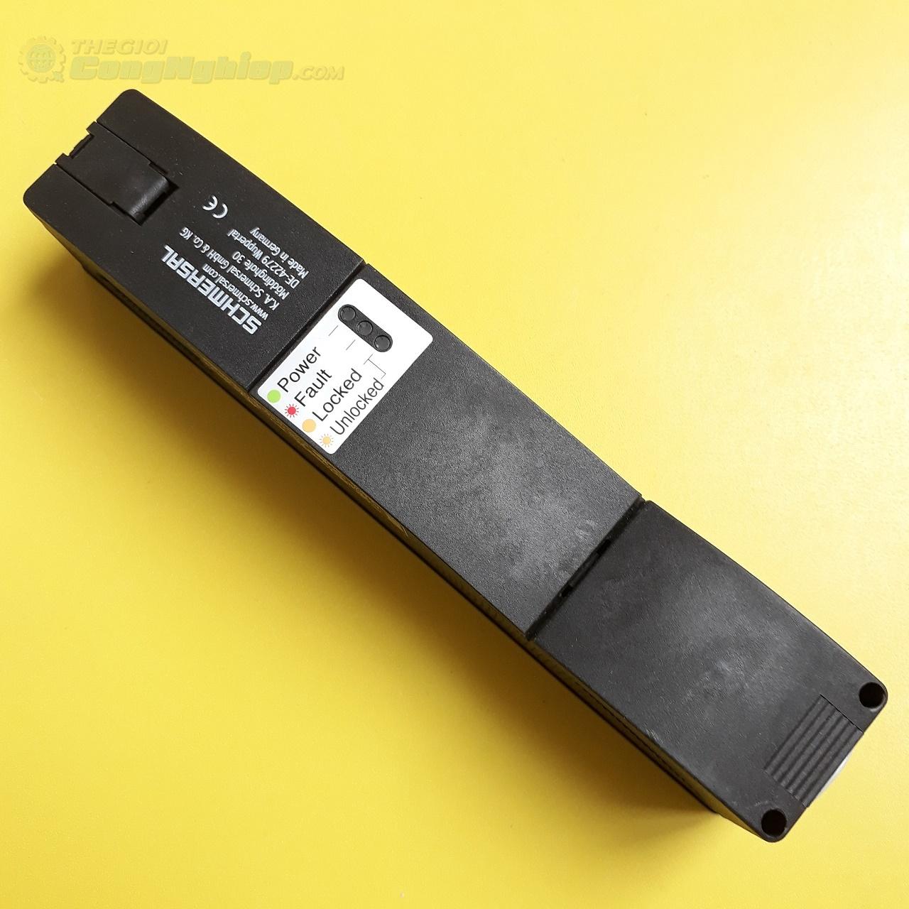 Lock AZM 200CC-T-1P2P Schmersal