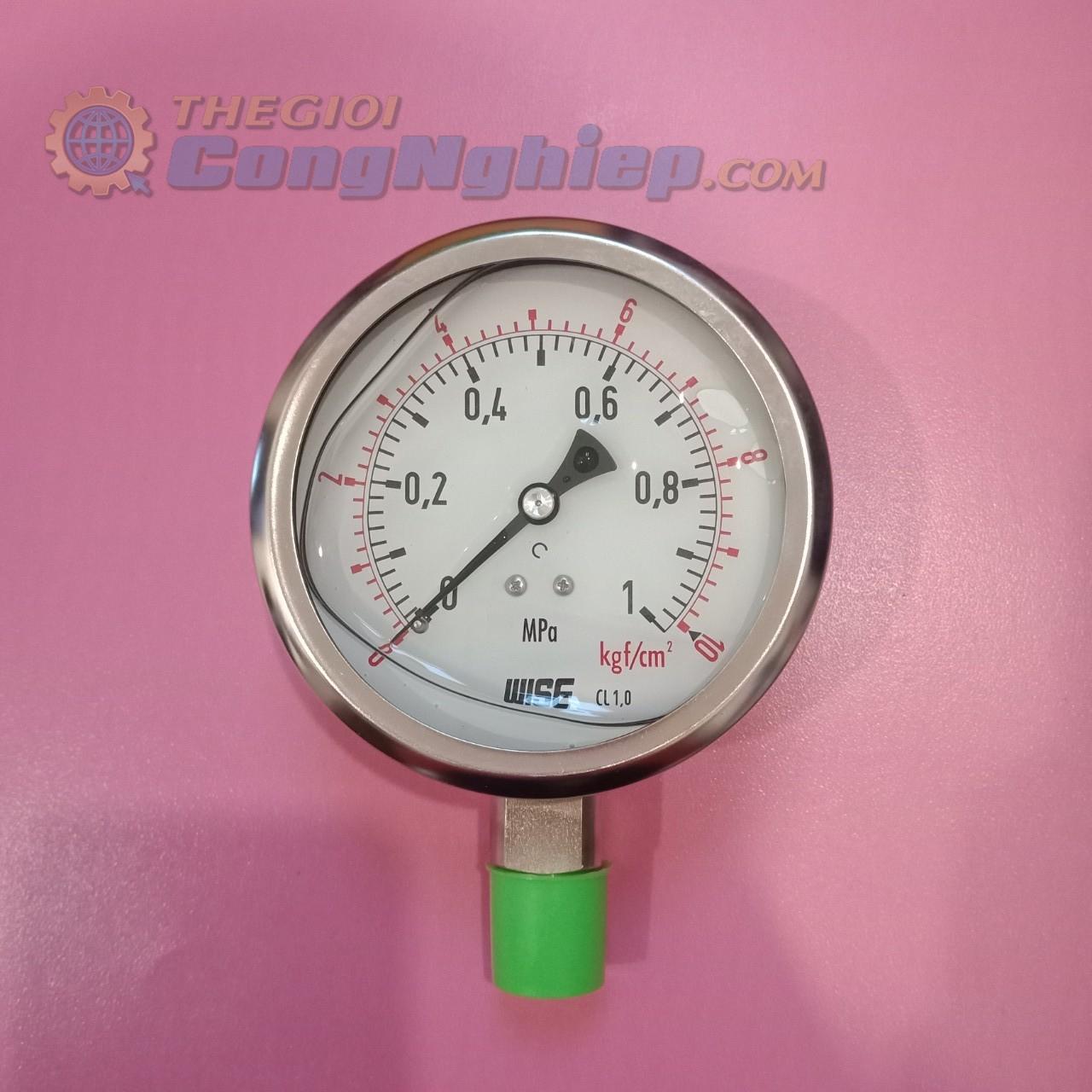 Pressure Gauges P255 100A WISE