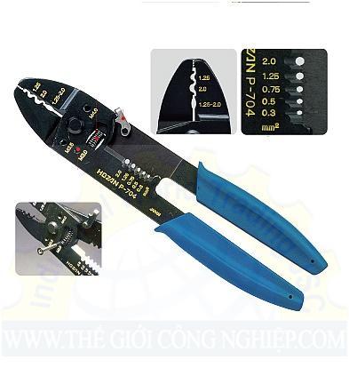 Crimping Tool  P-704  Hozan P-704 Hozan