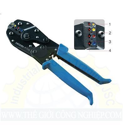 Crimping Tool  P-743 Hozan P-743 Hozan