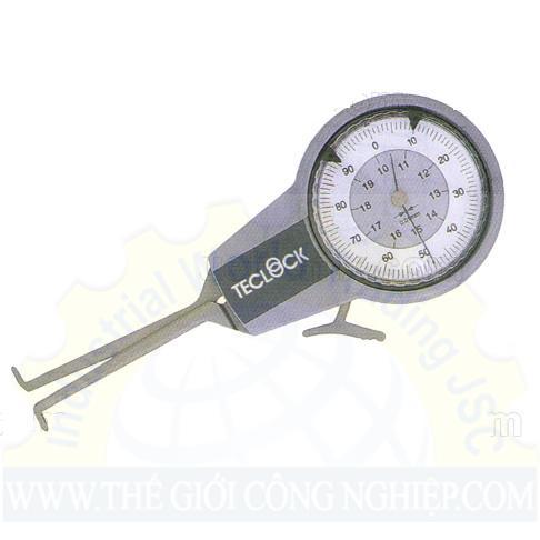 Dial caliper, IM-830, Teclock IM-830 Teclock