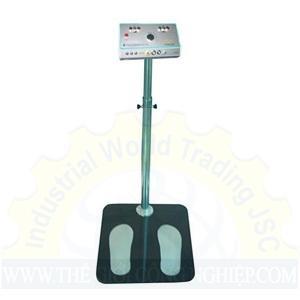 Dual Footwear & Wrist Strap Tester SL031 Dr-Schneider