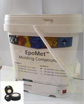 Hot mounting Epomet Black  20-3381-160 Buehler
