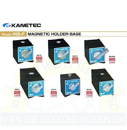 Magnetic Base,  Magnetic Holder Base MB-PS Kanetec