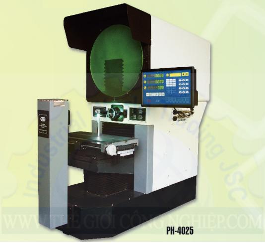 Bench type profile projector PH-3020/ PH4025 Carmar
