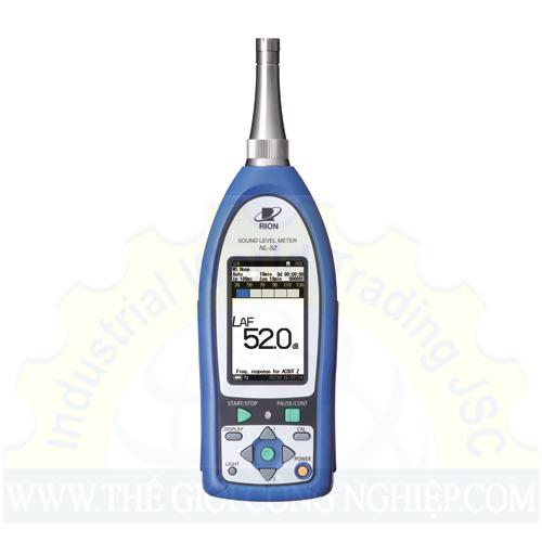 Sound level meter NL-52 Rion