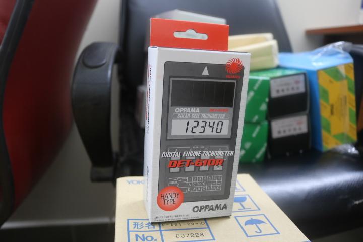 Engine Tachometer DET-610R Oppama