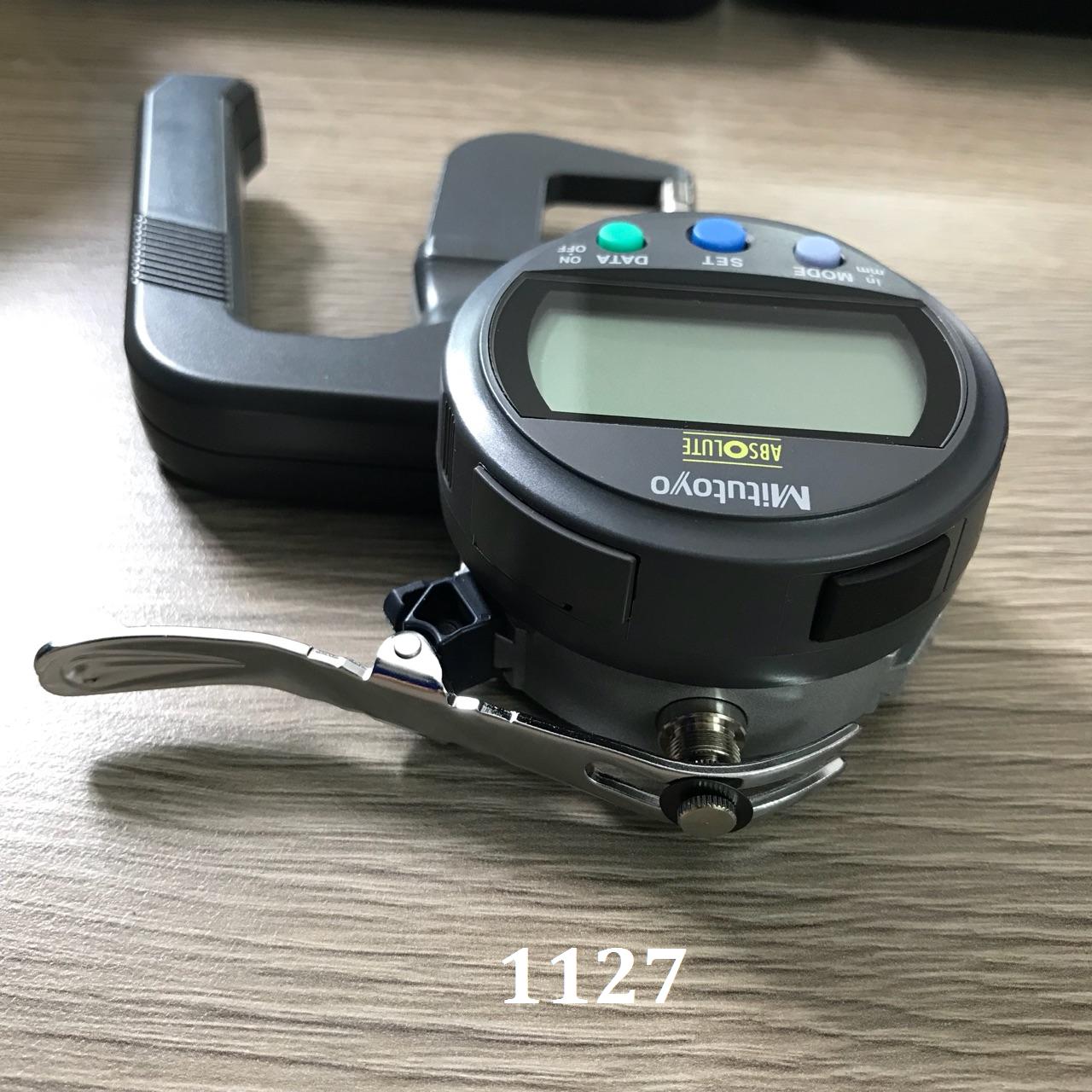 Digital thickness gauge 547-400S MITUTOYO