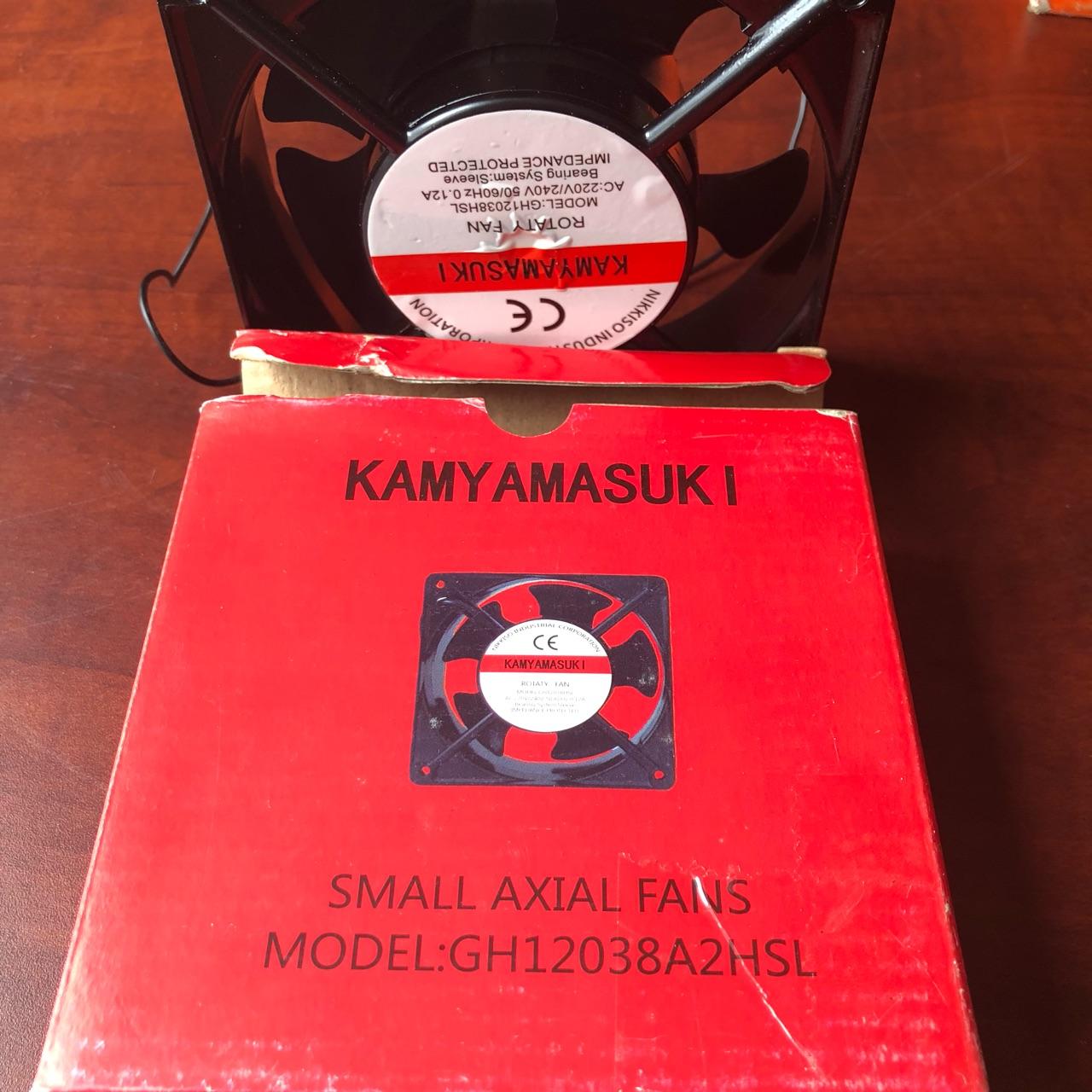 Rotaty fan GH12038HSL KAMYAMASUKI