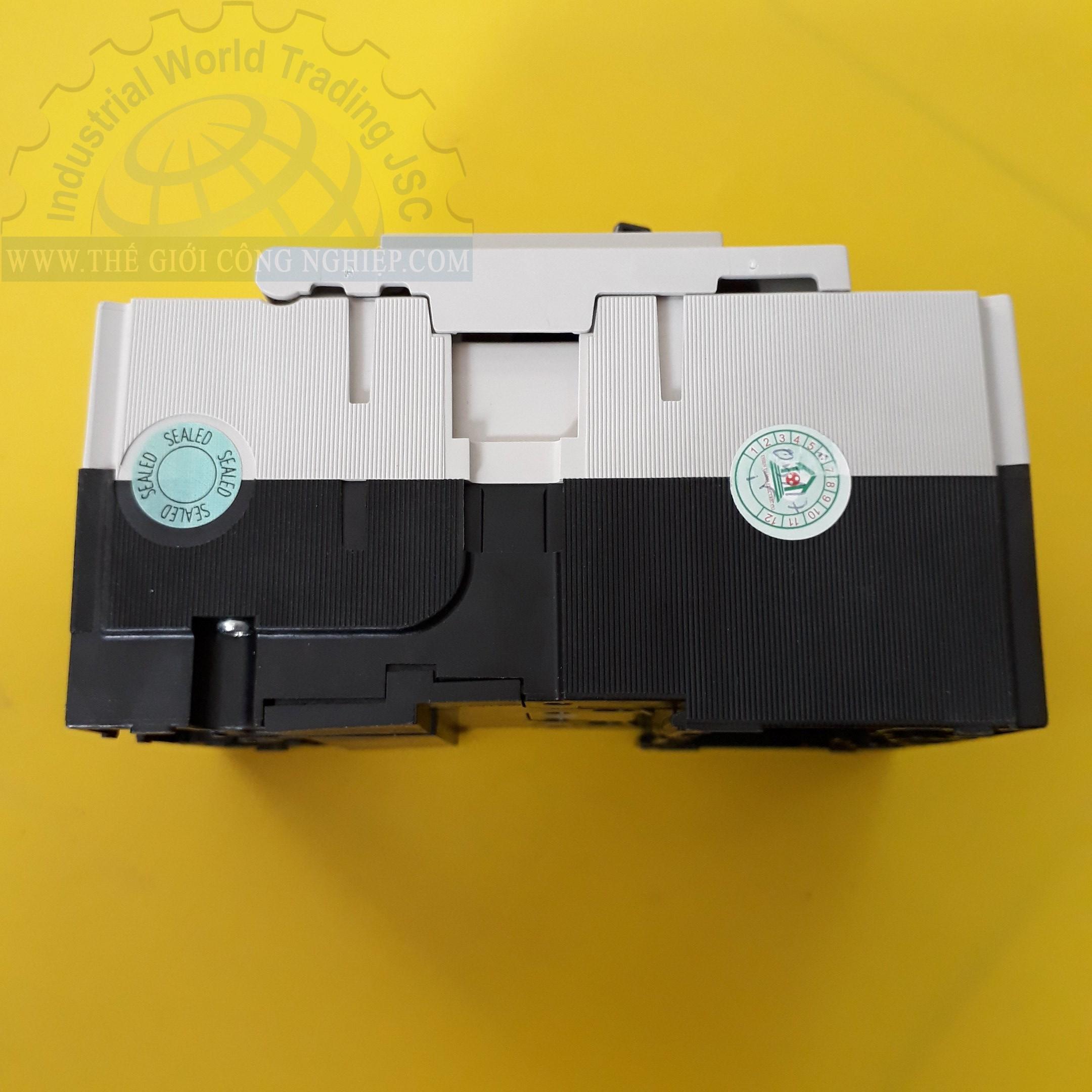 MCCB 3P_50A - 5kA NF63-CV 3P50A Mitsubishi