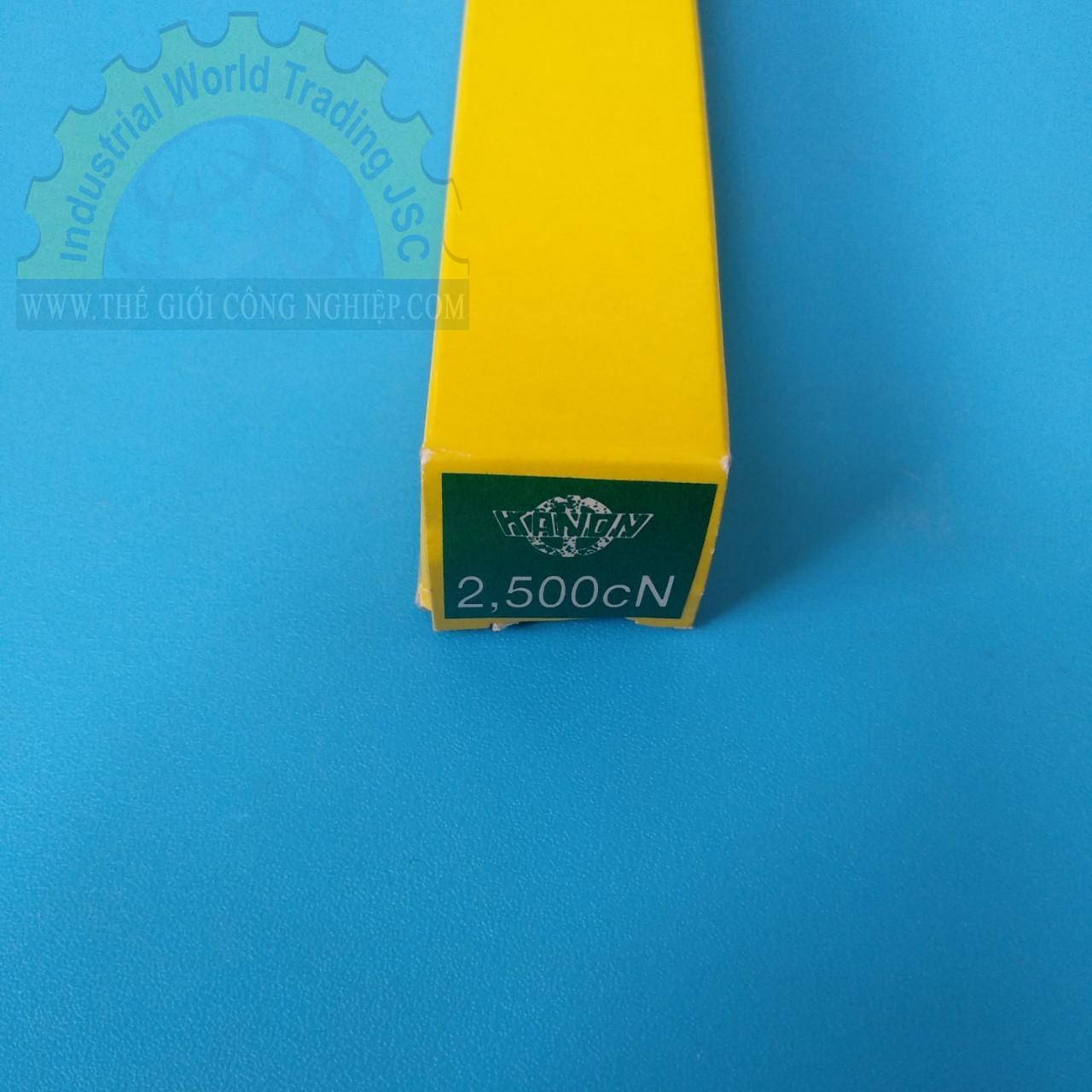 Tension gauge 0 – 2.5kg TK2500CN Kanon
