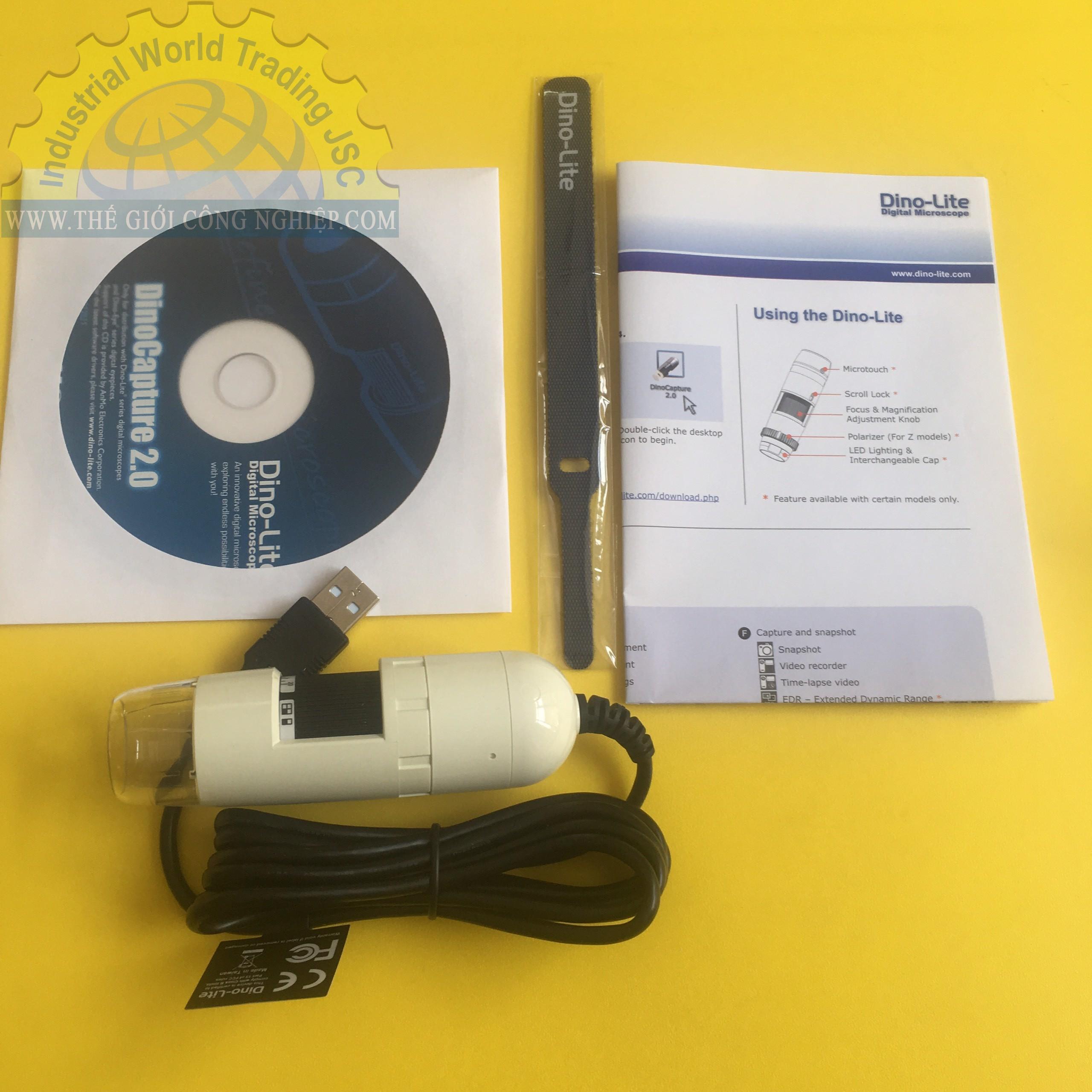 Handheld digital microscope AM2111 Dino-lite