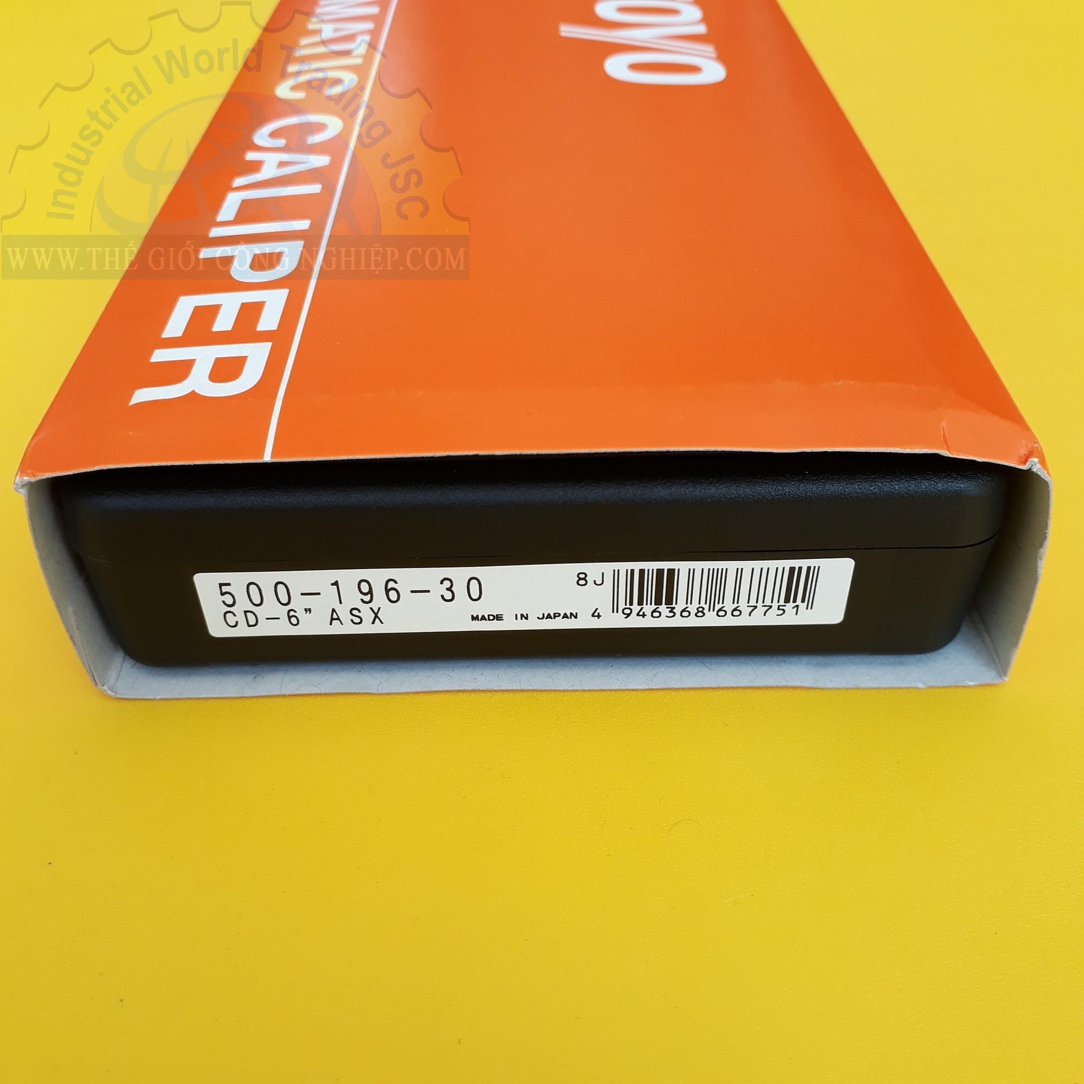 Digital caliper 500-196-30 MITUTOYO