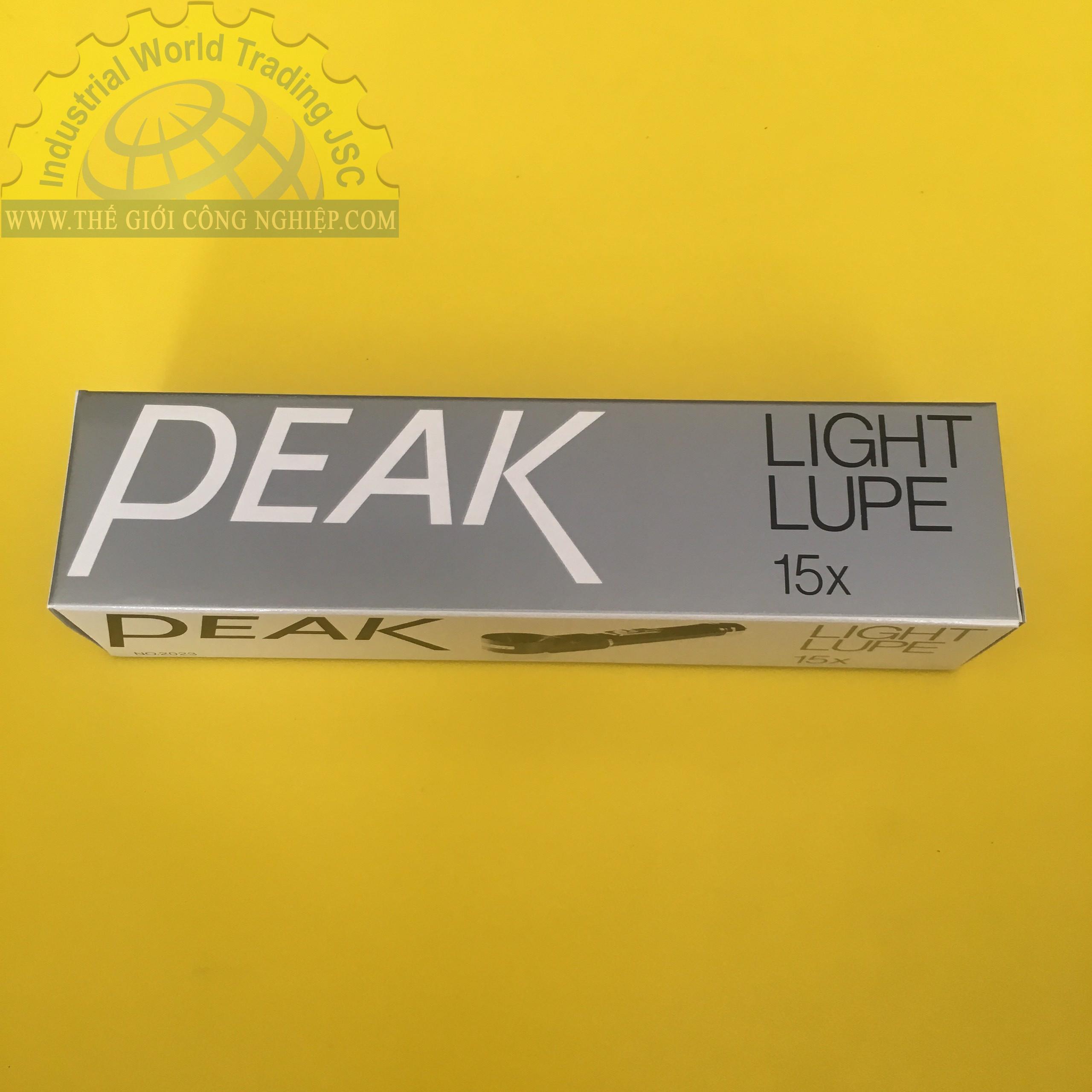 Flashlight Loupe 2023 PEAK