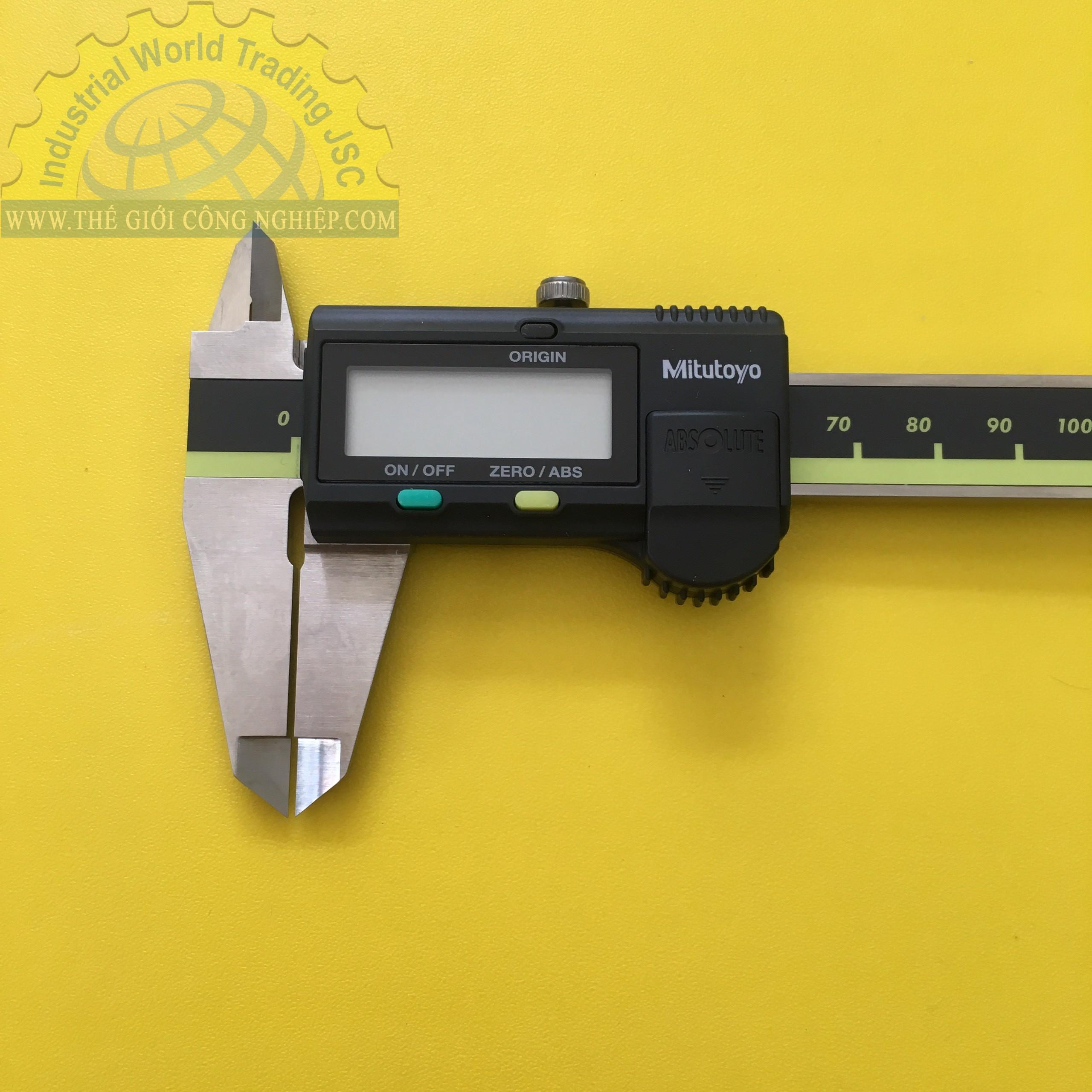 Digimatic Caliper 150mm 500-181-30 MITUTOYO