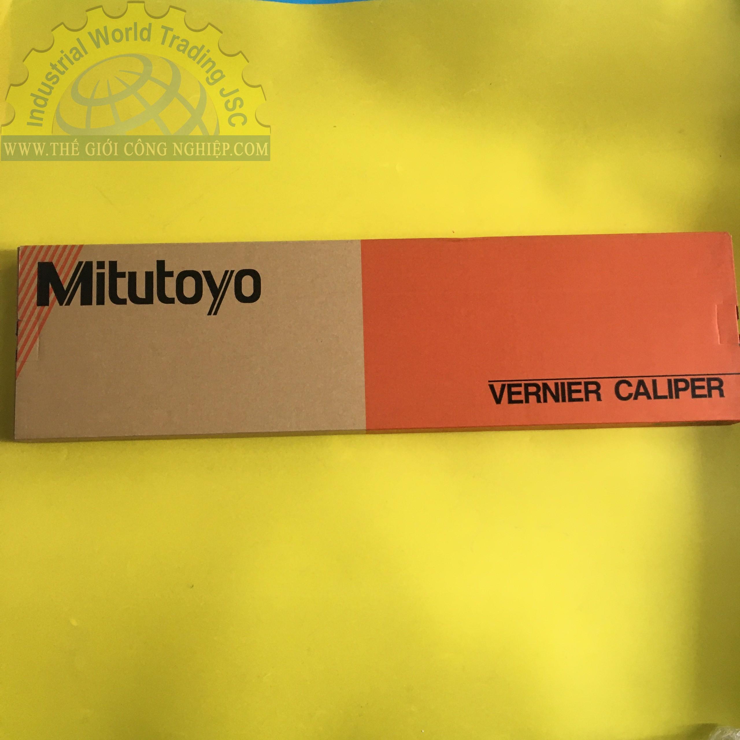 Vernier Calipers 530-501 MITUTOYO