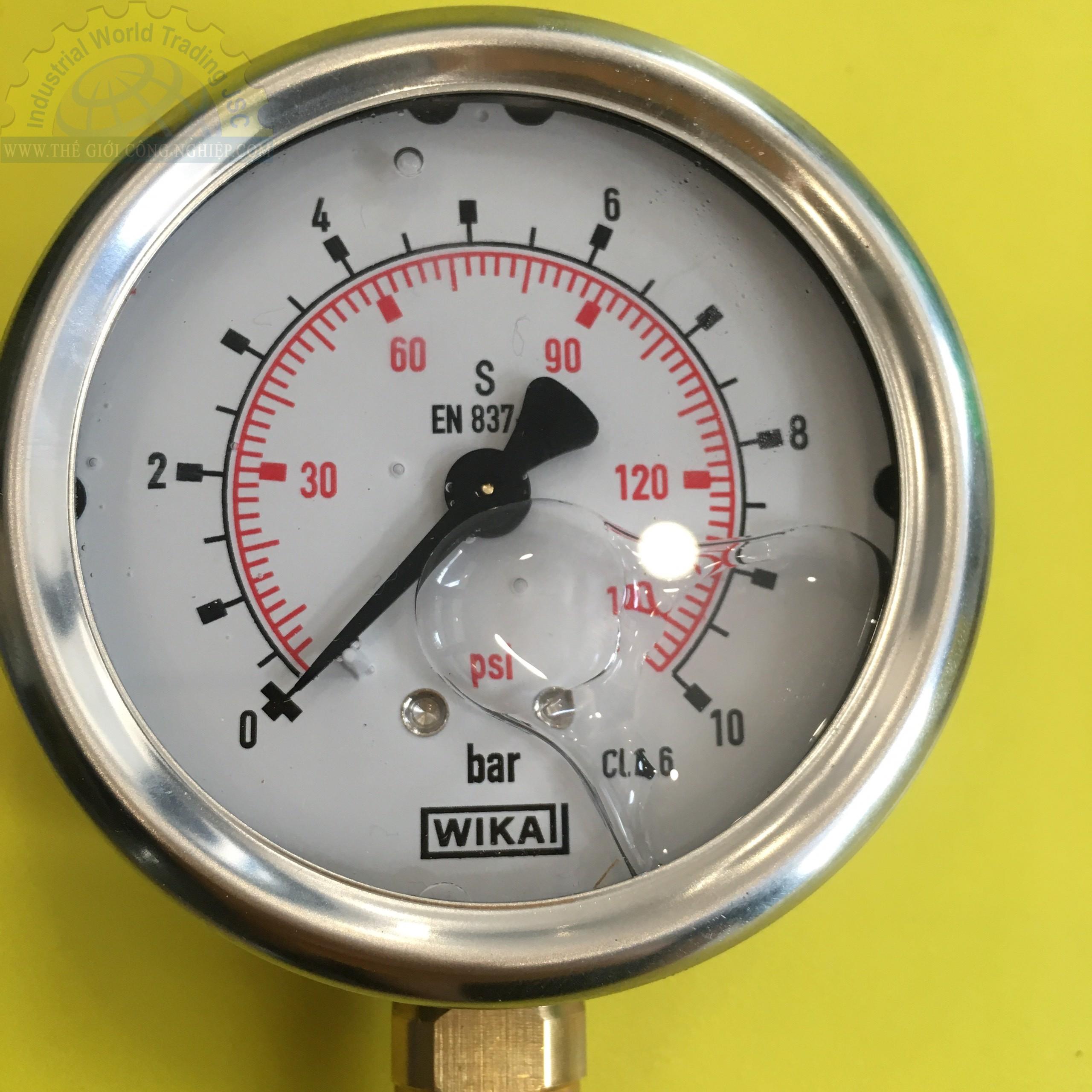 Pressure Gauges 213.53 WIKA