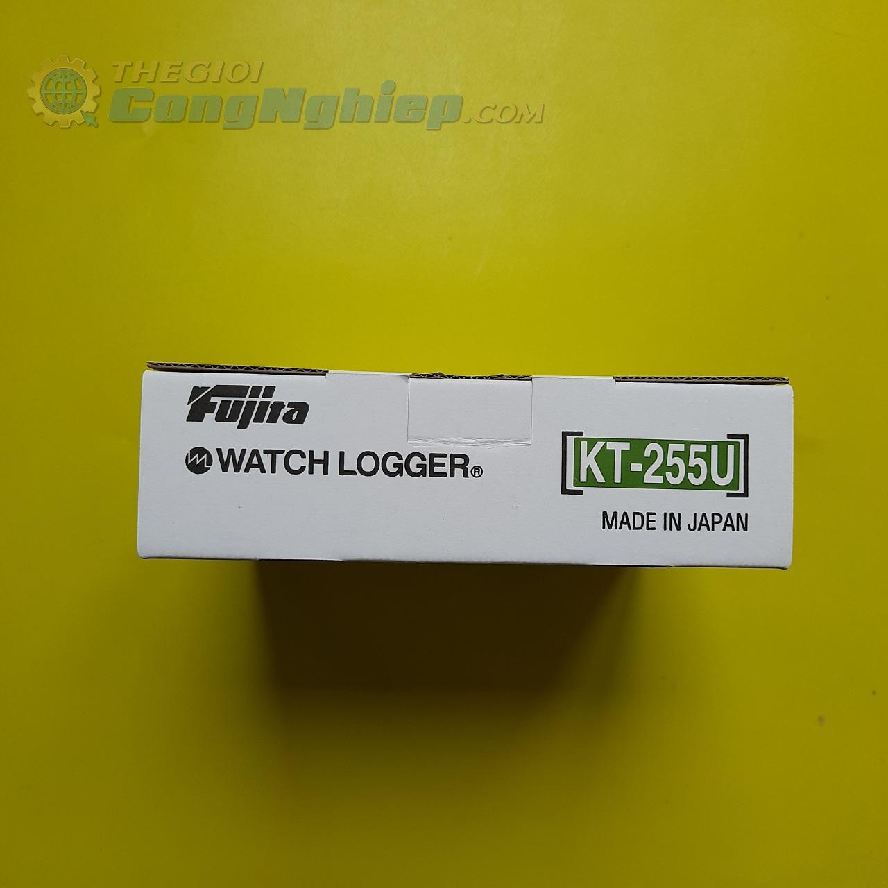 WATCH LOGGER KT-255U Fujita