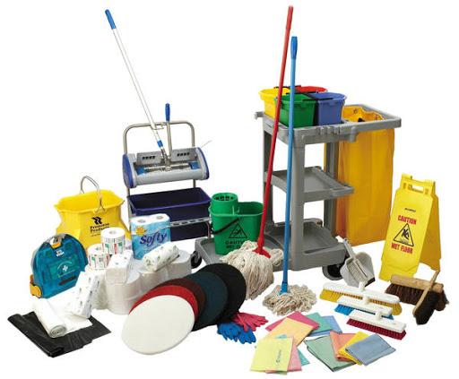 Vật tư vệ sinh công nghiệp