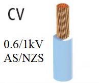 Dây điện lực hạ thế  CV ( 0.6/1kV )