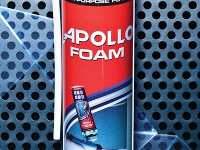 Công dụng và đặc điểm của keo bọt nở Foam Apollo