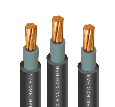 Một số dây dẫn trang bị trong hệ thống điện trong nhà