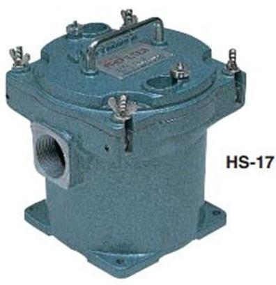 Magnetic prefilter HS-17 Kanetec