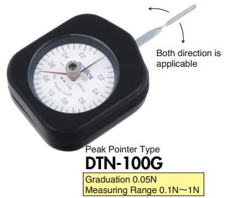 Dial Tension Gauge DTN-100G Teclock