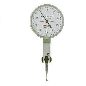 Lever type dial indicators 0.8mm PCN-1BV PEACOCK