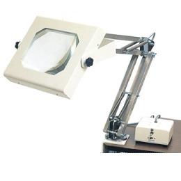 Square magnifier WIDE-4 2X OTSUKA