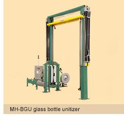 Plastic semi-automatic strapping machine MH-BGU SIGNODE