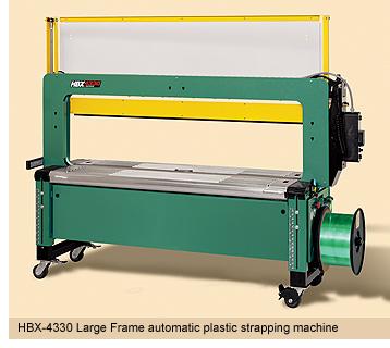 Plastic semi-automatic strapping machine HBX-4330 SIGNODE