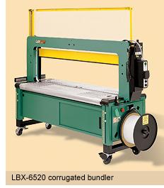 Plastic semi-automatic strapping machine LBX-6520 SIGNODE